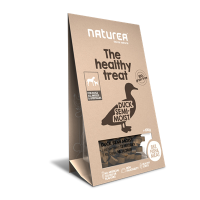 Naturea Treat Dog Duck 100g