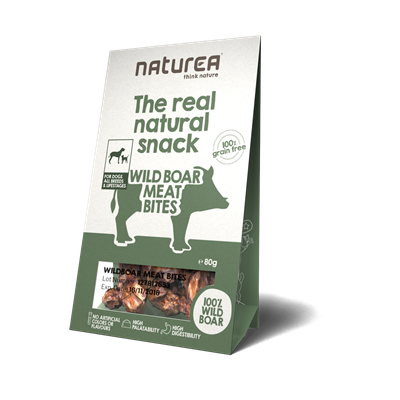 Naturea Snack Dog Wild Boar 80g