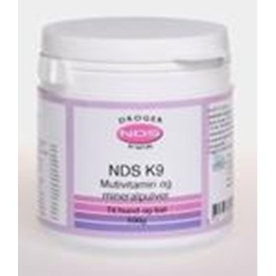 NDS K9 vitaminer 100g